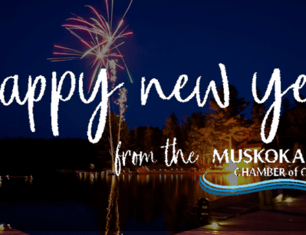 Happy New Year Message from President Chelsey Penrice