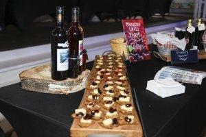 Muskoka Eats, Food, Dining, Cranberries
