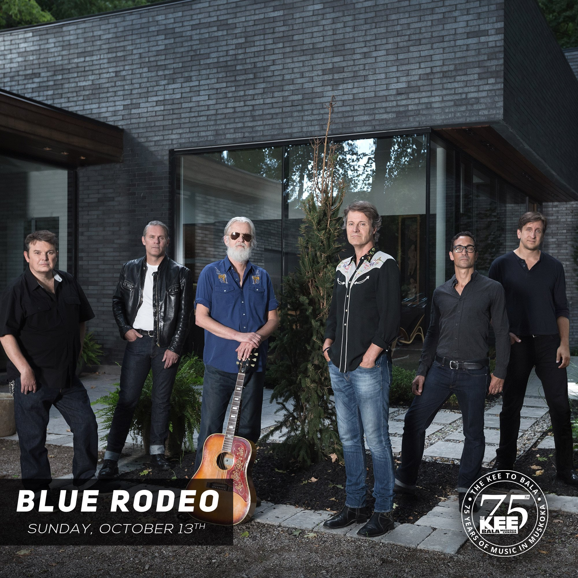 Blue Rodeo Oct. 13