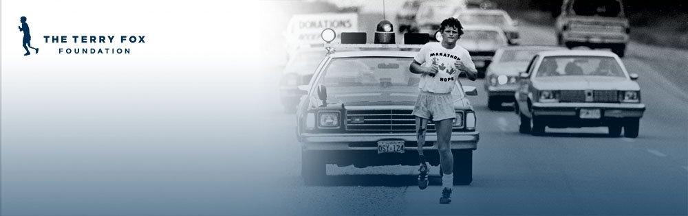 Terry Fox Run Bala