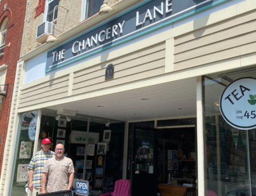 Member Profile: Inspiration on the 45th Parallel: You'll find it inside Chancery Lane Co.
